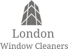 ondon window cleaner logo